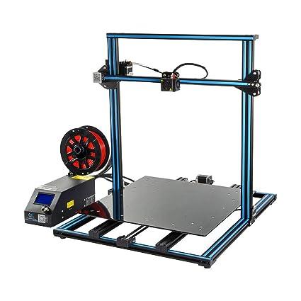 creality 3d ® cr de 10 S5 DIY 3d Impresión Tamaño 500 * 500 * 500 ...