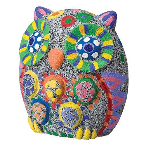ALEX-Toys-Craft-Rock-Pets-Owl-Craft