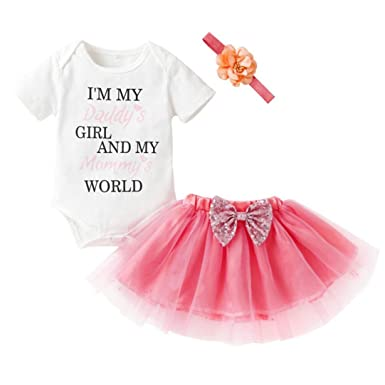 48bbd089d Viahwyt Best Gift Spring Summer Newborn Infant Baby Girls Clothing ...