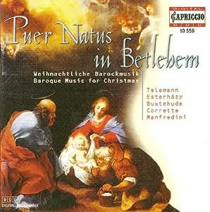 Christmas Baroque Music - Este