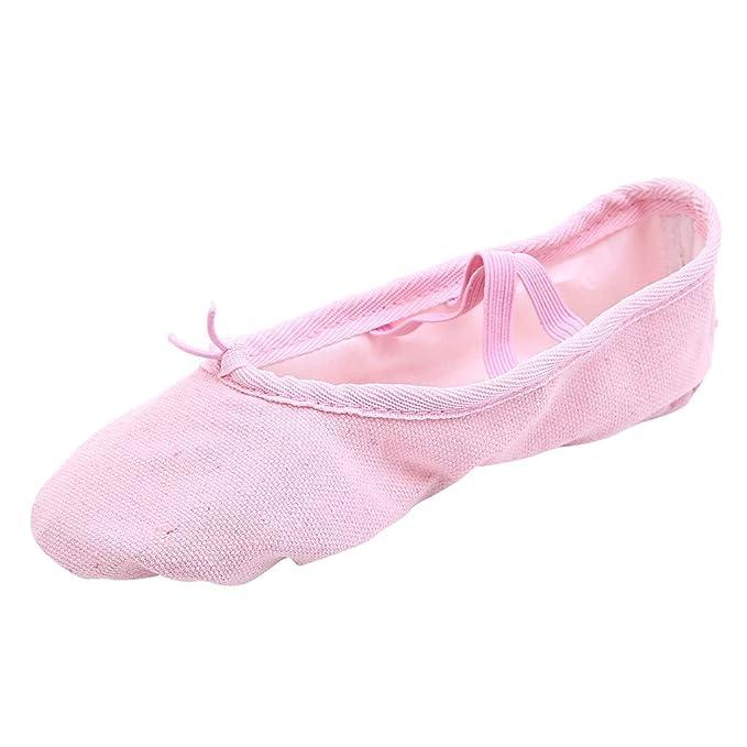 Amazon.com: Mysky Fashion - Zapatillas de gimnasia y danza ...