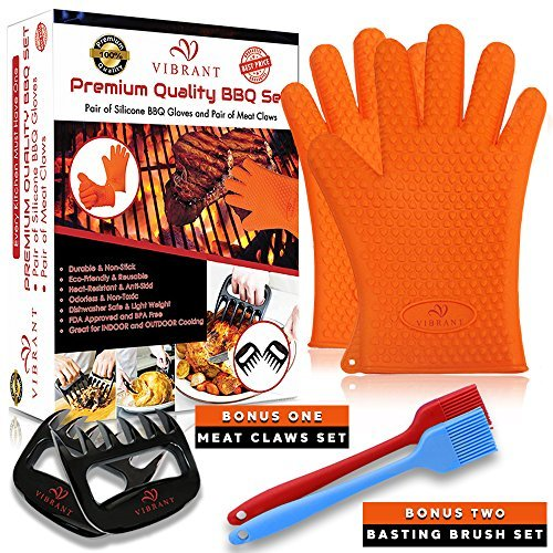 amish cooking gloves - 2