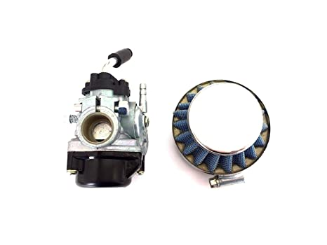 Amazon com: Carburetor & Air Filter Combo Tomoas A35 Dellorto Sytle