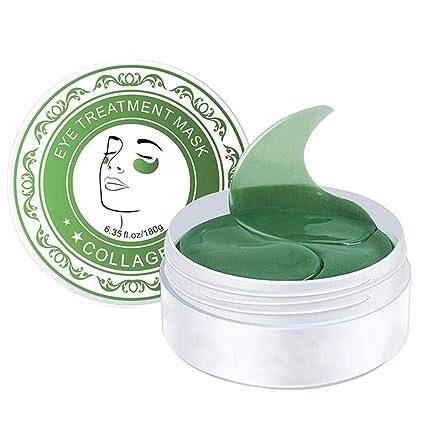 Máscara Para Ojos De Colágeno Máscaras Antiarrugas Para Los ...