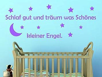 X Modeling Wandtattoo Schlaf Gut Sprüche Kinderzimmer M958