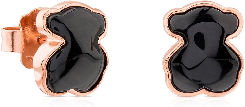TOUS Pendientes de botón Mujer vermeil - 614933500