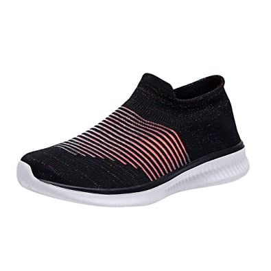 14f248b6eeabc Amazon.com | AOJIAN Shoes Workout Sports Casual Outdoor Breathable ...
