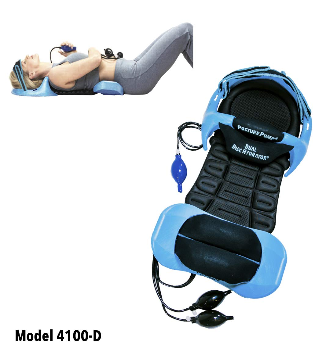 Posture Pump® Dual Deluxe Full Spine (Model 4100-D) by Posture Pump (Image #1)