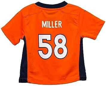 von miller denver broncos team color nike game toddler jersey 3t - Denver Bronco Colors