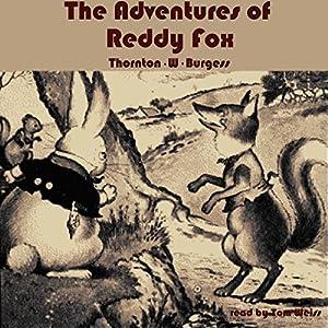 The Adventures of Reddy Fox Audiobook