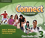 Connect Level 3 Class Audio CDs (3)