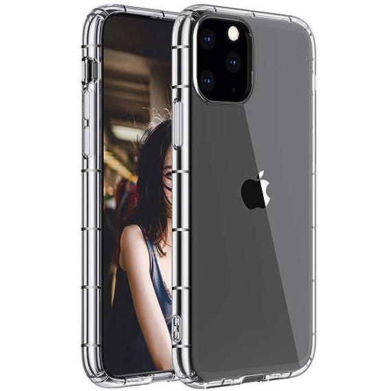 Amazon.com: InUnion - Carcasa para iPhone 11 Pro (TPU ...