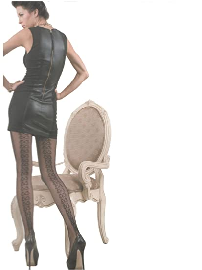 8dd5a24c18 Killer Legs Exotic Plus Size Pantyhose (Backseam Ribbons) at Amazon ...