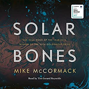 Solar Bones Audiobook