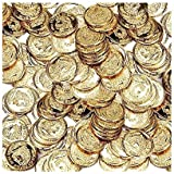 Amscan International Gold Münzen