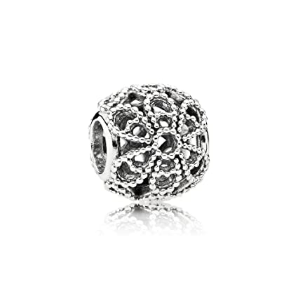 5d007c857 Image Unavailable. Image not available for. Color: Pandora Ltd Edition Rose  of My Heart ...