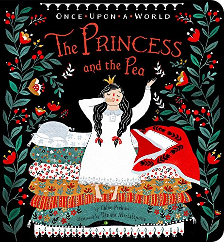 Princess Pea Fairy Tale - The Princess and the Pea (Once Upon a World)