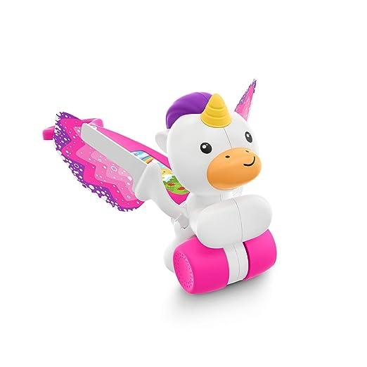 Fisher-Price - Correpasillos unicornio Andador bebés +1 año ...