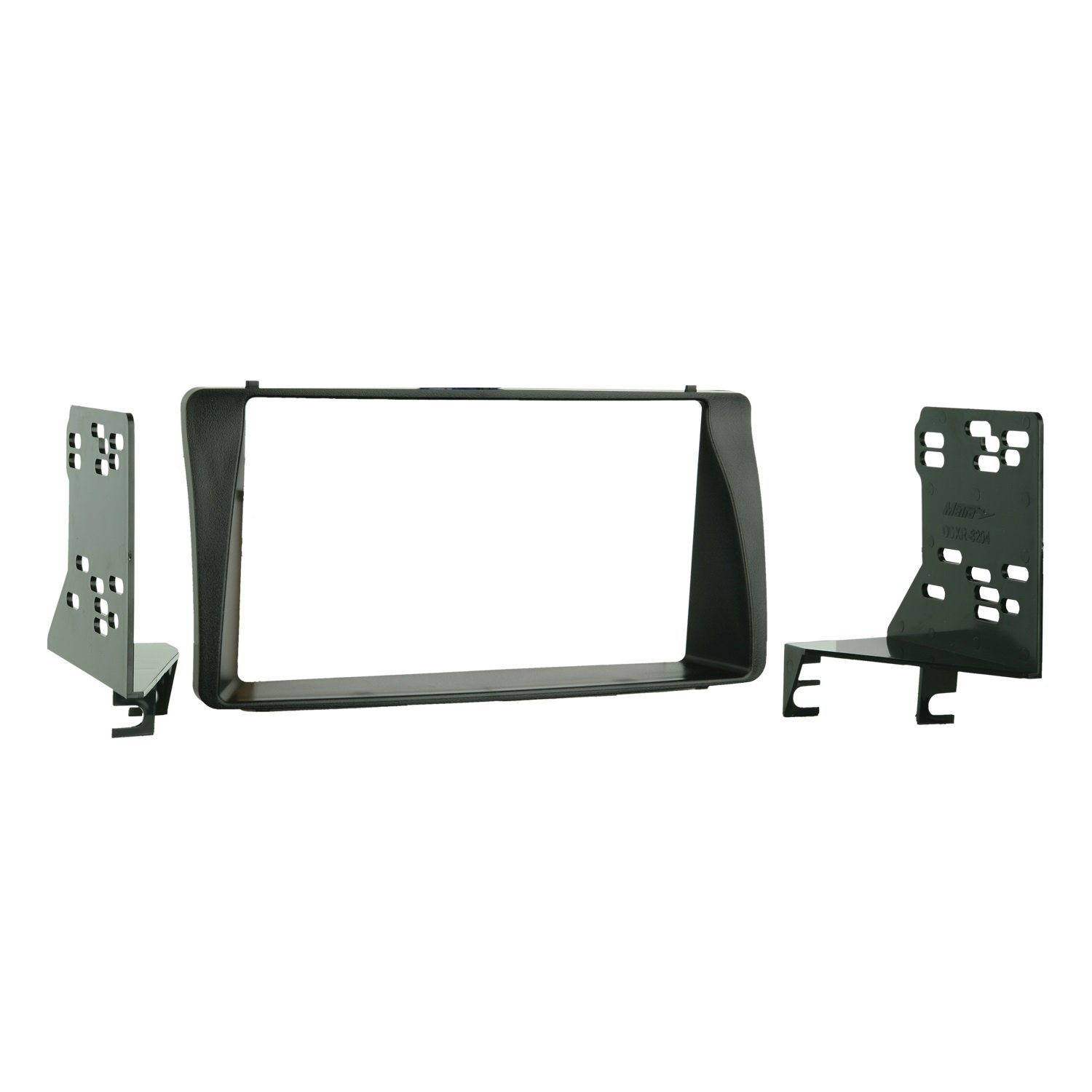 Metra 95-8204 Double DIN Installation Kit for 2003-up Toyota Corolla Vehicles (Black) Metra Electronics Corporation