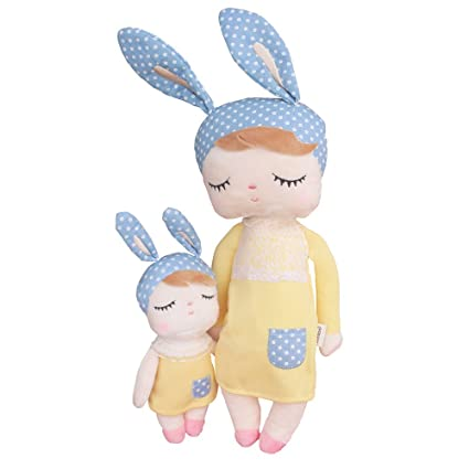 Amazon Com Metoo Doll Plush Toys For Baby Girl Soft Stuffed Animal