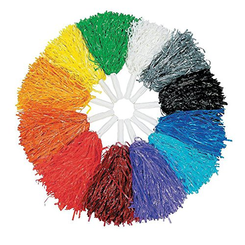 CHUBCASE Pom Pom 12 Colors Assortment (1 dz)