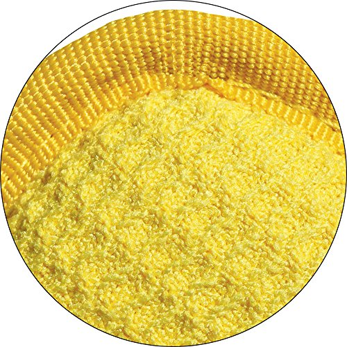 E-Cloth Washing Up Pad-12 Microfiber Cleaning Cloths, 12 Pack, Yellow by E-Cloth (Image #4)
