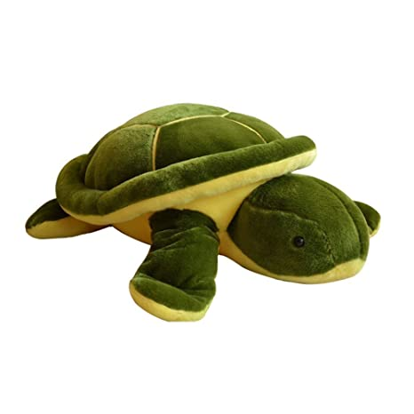 Cojín de peluche con forma de tortuga, de la marca Vi.yo ...