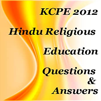 Amazon com: Hindu Religious Education Revision App (KCPE