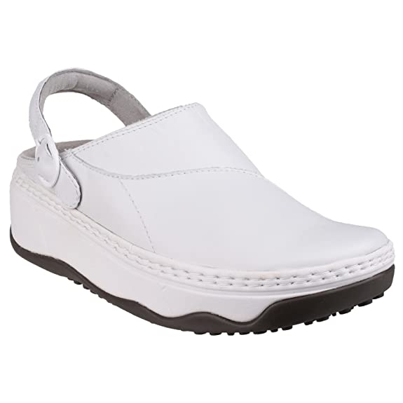 FitFlop Gogh-Pro / Clogs - weiss