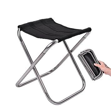 Hocker 3 füße portable klappbar mit sack sitz fischen jagd camping