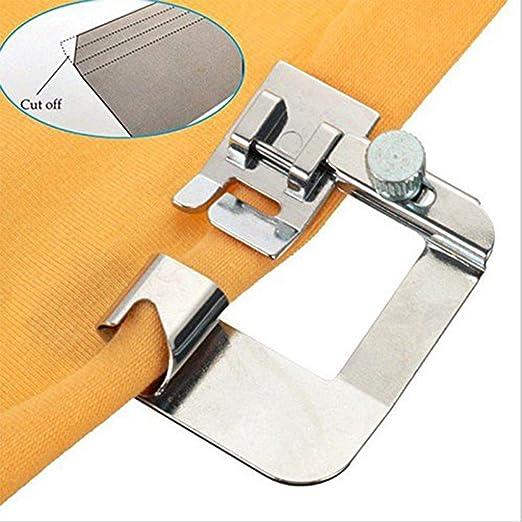 ToDIDAF - Prensatelas para máquina de coser (1 pieza, dobladillo ...