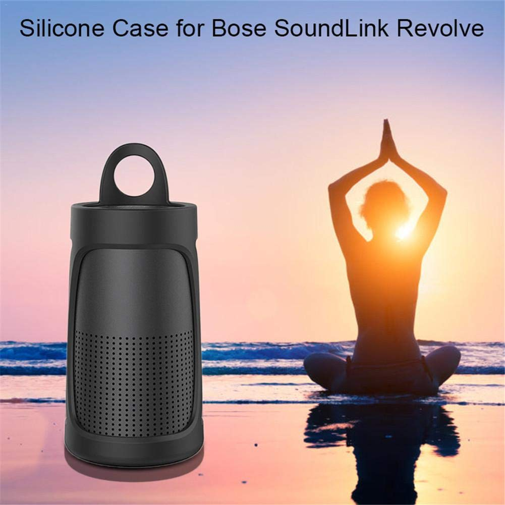 Funda de Silicona Premium para Bose Soundlink Revolve