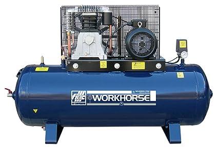 Compresor de aire herramienta de trabajo de FIAC 5.5hp 200L 21 CFM 415 V