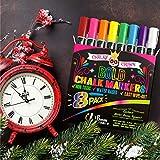 Bold Chalk Markers - Dry Erase Marker Pens - Chalk