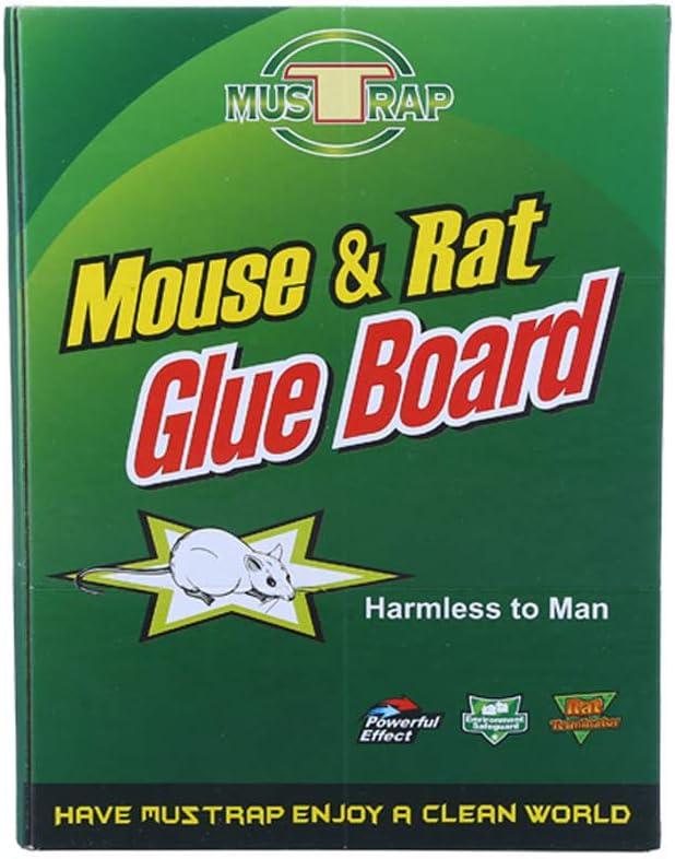 PDX Ratonera,ratonera Reutilizable para roedores para el almacén de huertos domésticos en Interiores y Exteriores,Dos Paquetes