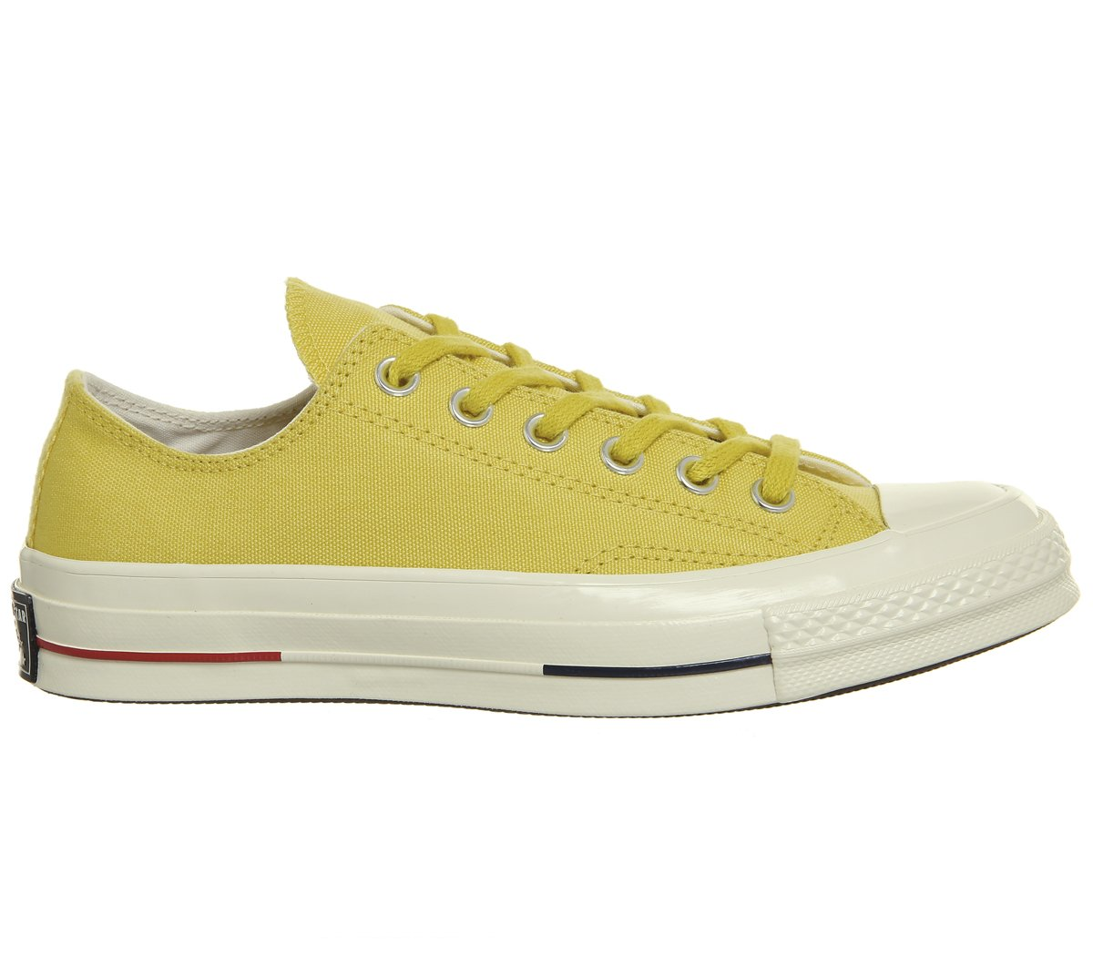 Converse AS Hi Can charcoal 1J793 Unisex-Erwachsene Sneaker  36.5 EU|Desert Gold Navy Gym Red