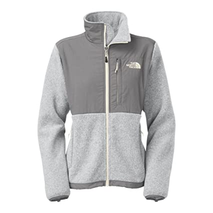 9405ebd6bb28 Amazon.com   The North Face Denali Jacket Women s Recycled High Rise Grey  Heather Pache Grey   Everything Else