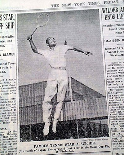 jiro-sato-japanese-tennis-player-strait-of-malacca-suicide-death-1934-newspaper-the-new-york-times-a