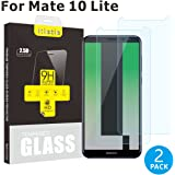 [2-Pack] Huawei Mate 10 Lite Screen Protector - iTieTie[Ultra Thin 0.26mm] [High Definition] [Anti Scratch] [9H Hardness] Premium Tempered Glass Screen Protector for Huawei Mate 10 Lite