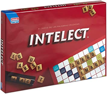 Falomir- Intelect Junior Juego de Mesa, Multicolor, única (646448) , color/modelo surtido: Amazon.es: Juguetes y juegos