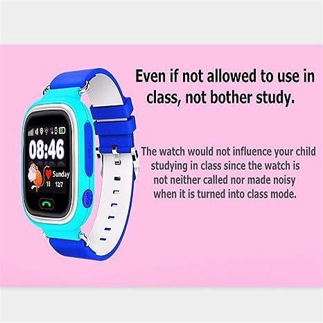 Q90 Smartwatch GPS/gsm/GPRS - Reloj de Pulsera para niños con ...
