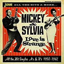 Love Is Strange - All The Hit Singles As & Bs 1950-1962 [ORIGINAL RECORDINGS REMASTERED] 2CD SET