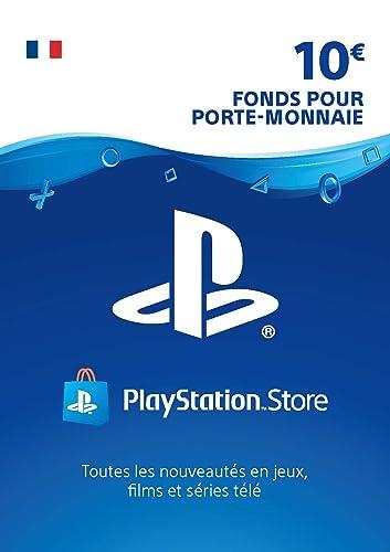 Carte Prepayee Inde.Carte Psn 10 Eur Code Playstation Store Ps4 Ps3 Ps Vita