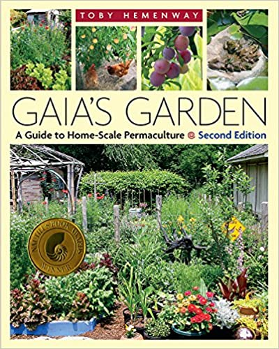 Gaia's Garden by Toby Hemenway is a great gift for a homesteader