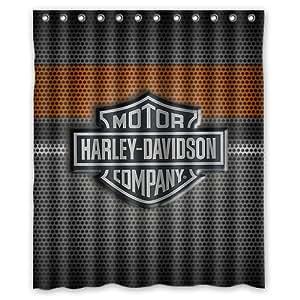 Fashionable Bathroom Collection Custom Harley Davidson