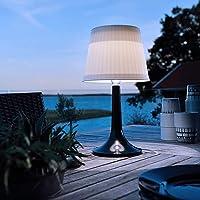Lámpara de mesa solar LED de escritorio, luces