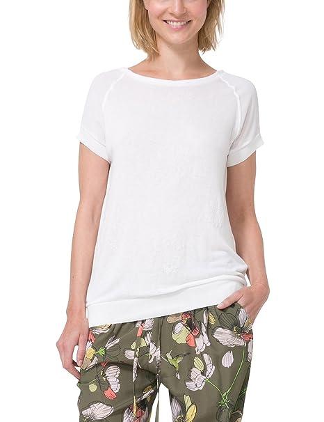 Desigual TS_Des Moines, Camiseta para Mujer: Amazon.es: Ropa y accesorios