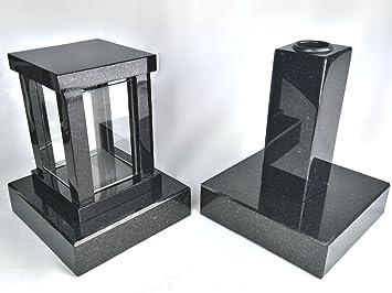 """designgrab Grab lámpara """"Modern de Petit"""" y Grab Jarrón """"Cube"""