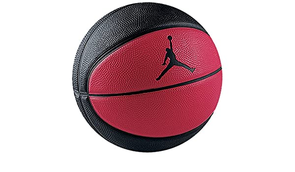 Nike Mini Balón Michael Jordán, Unisex Adulto, Rojo/Negro (Gym Red ...