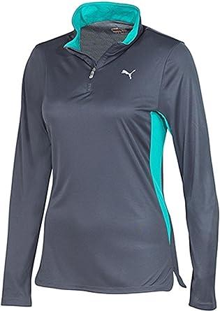 PUMA PE Running - Camiseta Deportiva para Mujer (Manga Larga): Amazon.es: Ropa y accesorios